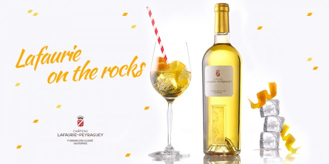 "Il Sauternes di Lafaurie-Peyraguey: ""On The Rocks"""